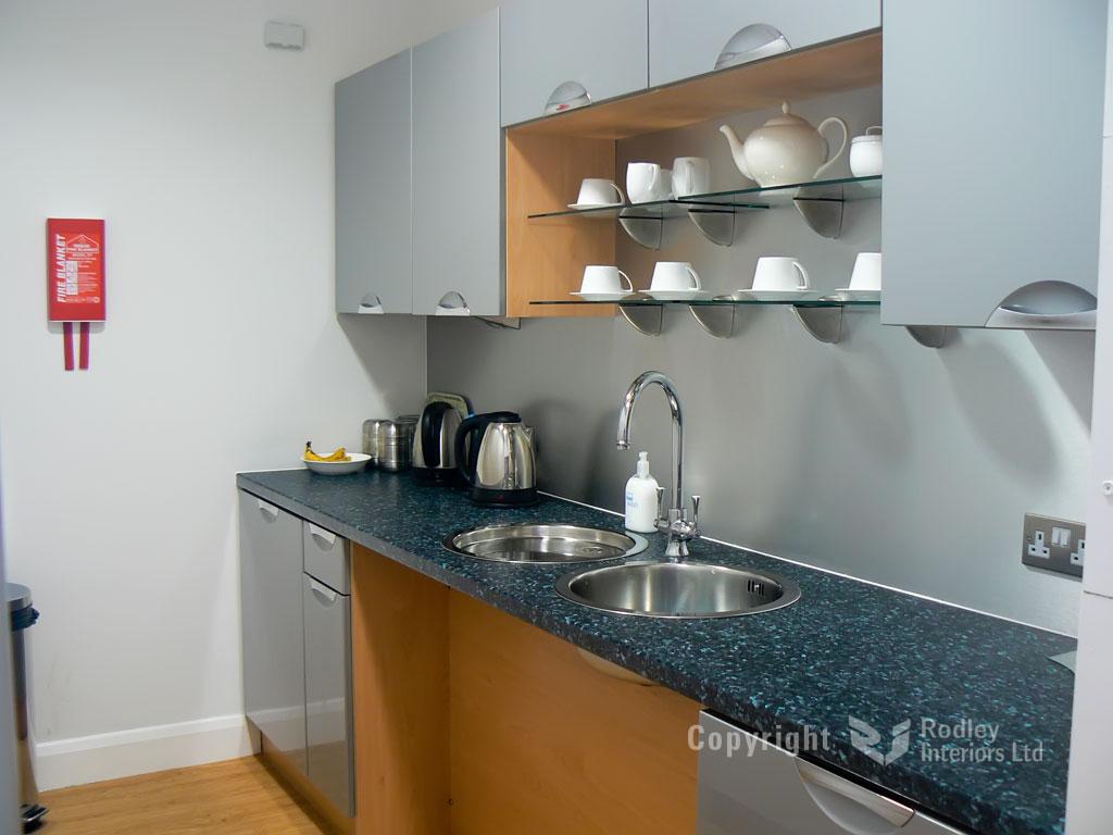 Office Kitchen Office Kitchen Refurbishment And Tea Points